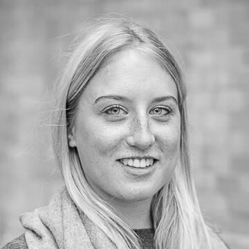 Hier würden Sie ein Foto der HOMEDAY HR-Managerin Victoria Kertess sehen.