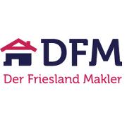 Hier würden Sie das Logo unseres Top Maklerbüros Der Friesland Makler sehen.