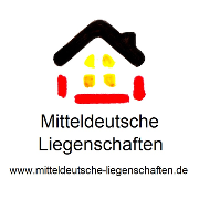 Hier würden Sie alternativ das Logo unseres Top Makler Büros Mitteldeutsche Liegenschaften sehen.